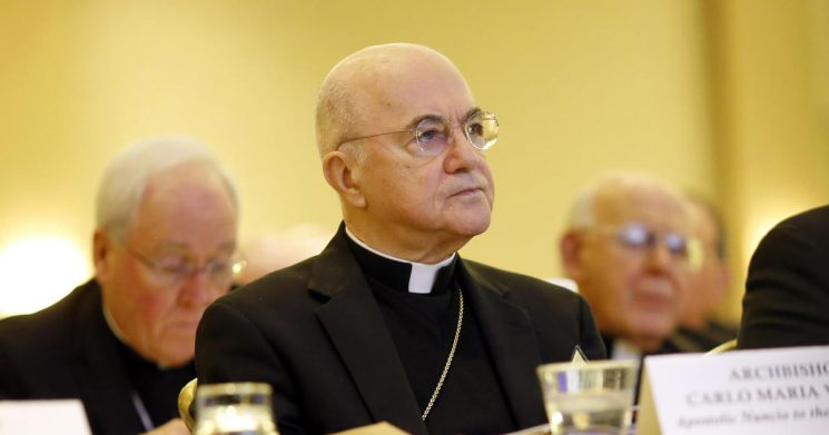 """Pope accuser strikes back, blames """"scourge of homosexuality"""" for abuse"""