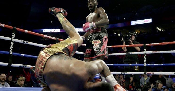 See Terence Crawford stunning 12th-round KO