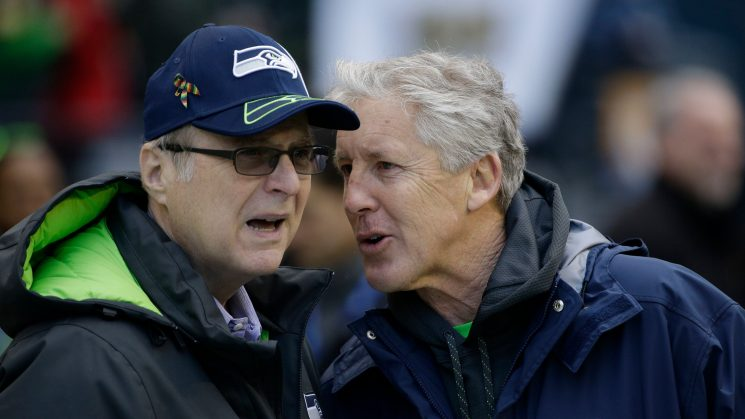 Seahawks, Trail Blazers owner Paul Allen dies of cancer at 65
