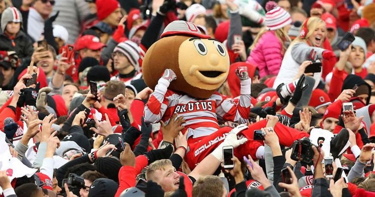 Fan Index: Buckeyes the king their rivalry