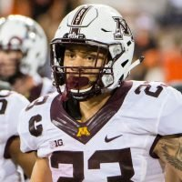 Minnesota Gophers senior running back Shannon Brooks arrested for domestic assault