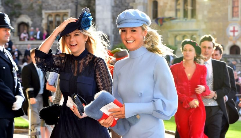 Why are Prince Harry's exes Chelsy Davy and Cressida Bonas at Princess Eugenie's wedding?