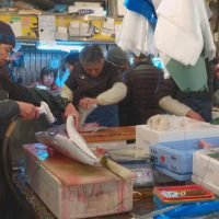 Tokyo's iconic Tsukiji fish market, a popular tourist spot, closes after 83 years