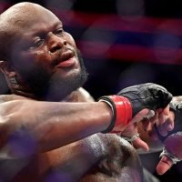 UFC's Lewis suffered injury backstage at 229
