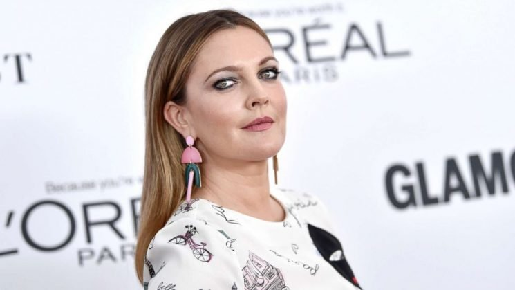 Publisher of bizarre Drew Barrymore interview says interview was real