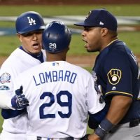 Report: MLB to fine Manny Machado for running into Brewers first baseman
