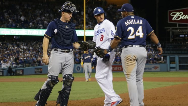 Manny being Manny: Machado causes dust-up at first base, benches empty in NLCS Game 4
