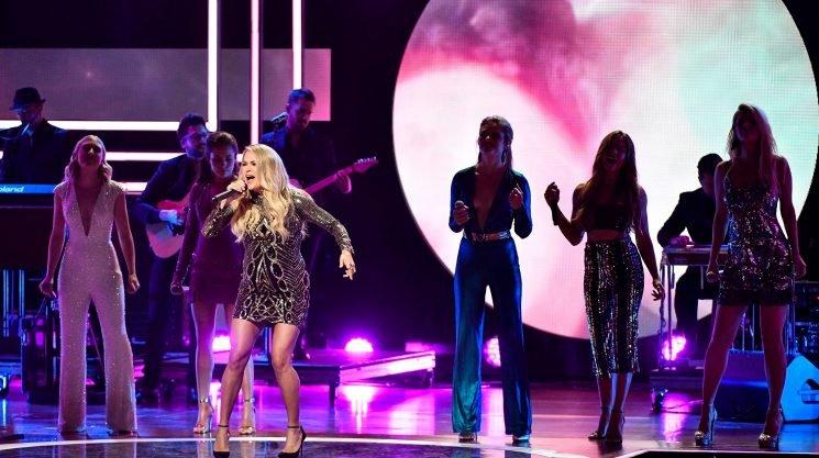 Carrie Underwood, Miranda Lambert, Kelsea Ballerini deliver memorable message, songs at CMT