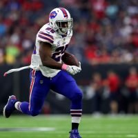 LeSean McCoy ruled out for Buffalo Bills after suffering head injury
