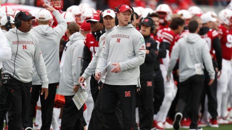 Nebraska would owe Scott Frost as much as $26 million if it moves on from coach