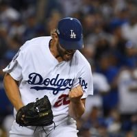 Clayton Kershaw silences doubters, Dodgers beat Braves in Game 2 of NLDS