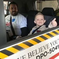 5-year-old's 'Ghostbusters' wish comes true when entire city is transformed