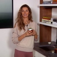 Gisele Bundchen shares the drink recipe that is her secret wellness weapon
