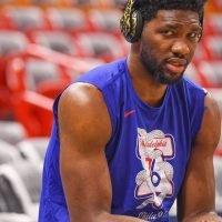 NBA: Joel Embiid had no time for social media coach