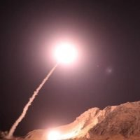 Iran's Revolutionary Guard launches missiles into Syria over attack on Ahvaz military parade
