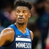 Jimmy Butler reacts to being booed at home