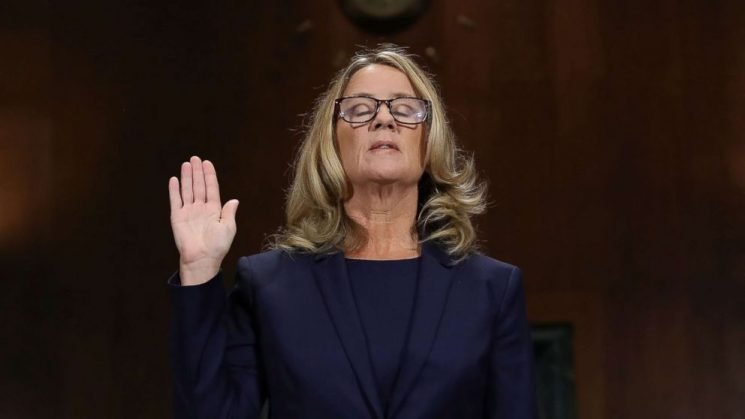 FBI investigation into Kavanaugh was a 'sham,' say Ford's lawyers