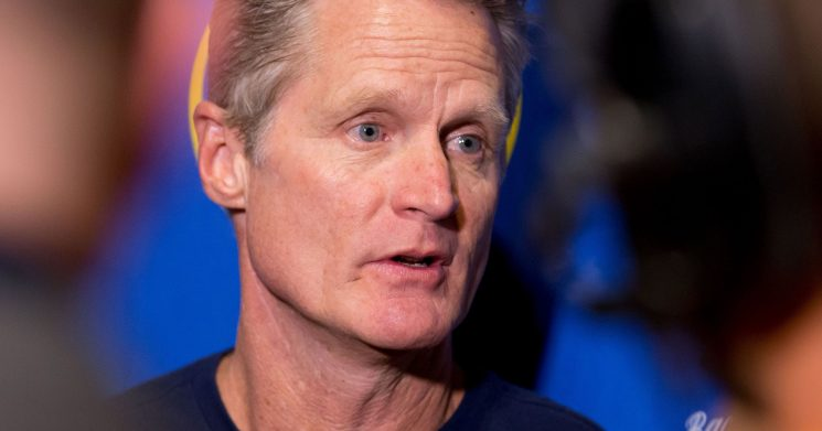 Steve Kerr speaks out on gun control in wake of Pittsburgh synagogue shooting