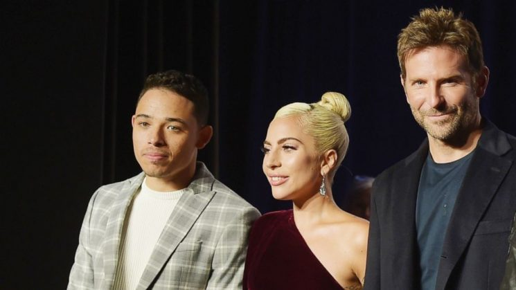 Anthony Ramos on appearing in 'A Star is Born' with Lady Gaga: 'It's a dream'