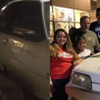 Kids buy back dad's 1993 Ford Mustang that he sold when his wife was diagnosed with cancer