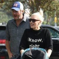 Watch How Gwen Stefani Reacts to Blake Shelton's Hot Cheetos Turkey on Thanksgiving