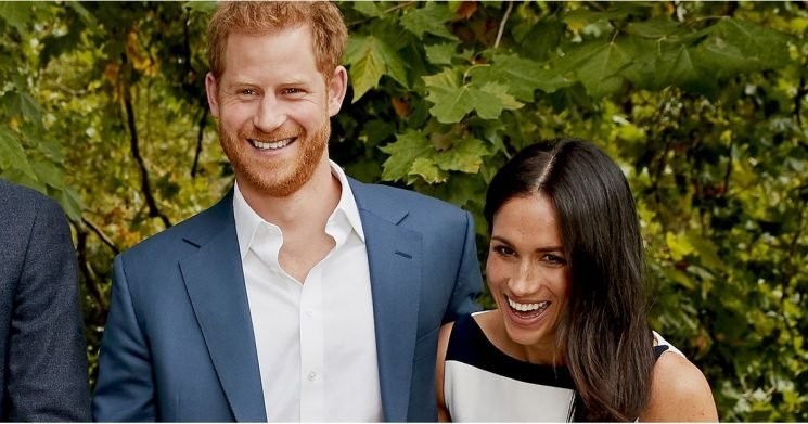 Meghan Markle Found a Simply Elegant Way to Match the Royal Family Portrait Color Scheme