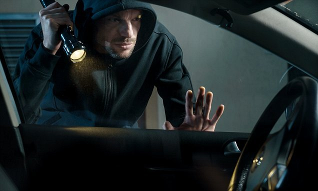 Car thefts soar to a six-year high