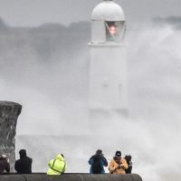 Five more storms forecast before Christmas as 2,000 mile pressure vortex builds