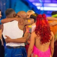 Strictly favourite crashes out of competition in shock result