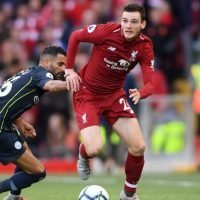Andy Robertson reveals which club he came close to joining before Liverpool