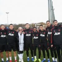 Man Utd accidentally announce transfer with training pictures