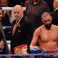 Bellew makes statement on his future in boxing