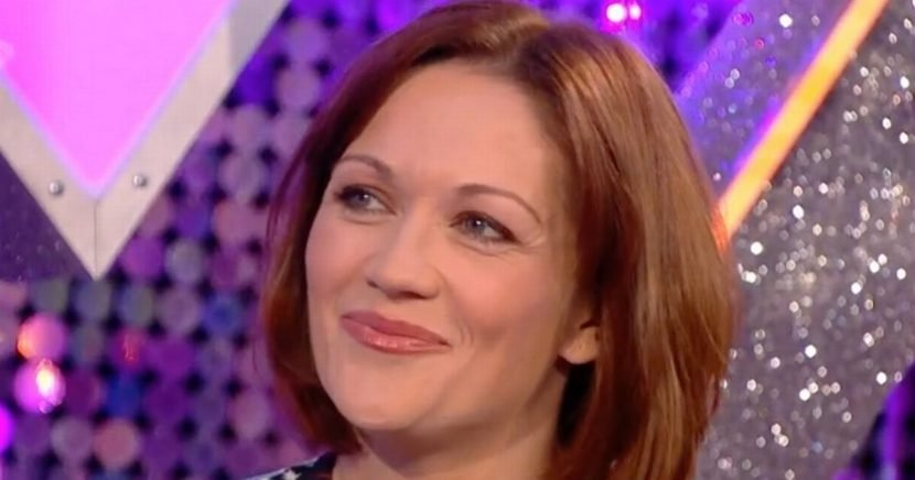 Strictly wardrobe expert Vicky Gill says stars are 'disappearing' in weight