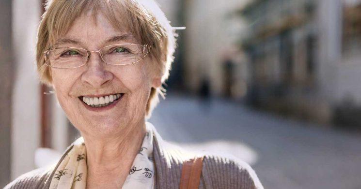'I'm a 70-year-old widow but I won't give up on finding love again'