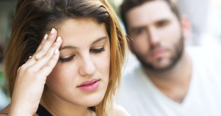 Woman reveals strange way husband wants to start affair – and she's 'in tears'