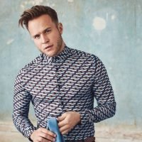 Olly Murs collaborates with River Island for exclusive collection