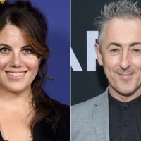 Monica Lewinsky, Alan Cumming raise money for LGBTQ