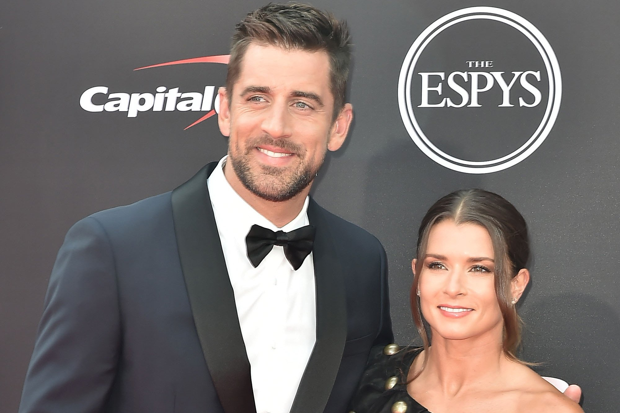 Aaron Rodgers Danica Patrick Feature Used Dumb And Dumber To Date