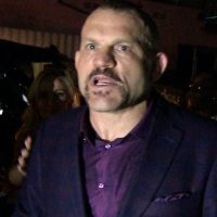 Chuck Liddell Gets Knocked Out by Tito Ortiz in MMA Fight