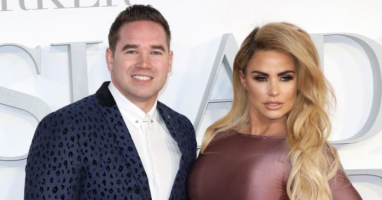 Katie Price 'begging Kieran Hayler for divorce so she can move on with Kris'