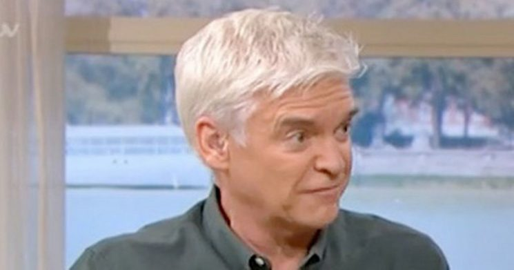 Phil Schofield outraged at prank calls to 999 – like a woman wanting egg advice