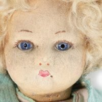 Rare doll owned by the Queen up for auction – but it has a hefty price tag