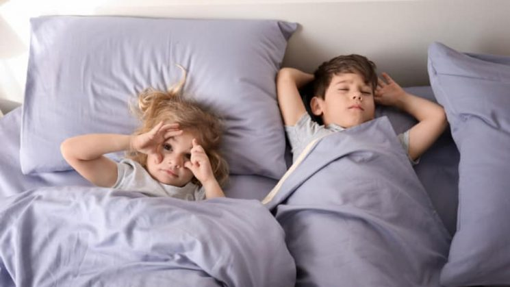 The importance of sleep – and how to help your child get it