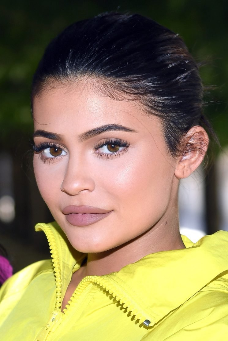 "This Video Of Kylie Jenner Teaching Stormi To Say ""Kylie Cosmetics"" Is Too Freakin' Cute"