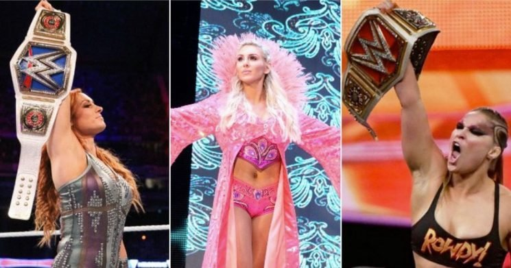 Why WWE's top women can fill the void left by John Cena and Roman Reigns