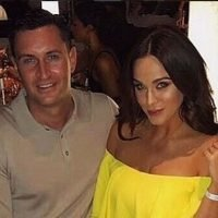 Vicky Pattison was filming a reality show with fiancé John Noble when he cheated
