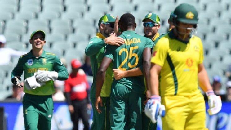 Australian batsmen struggle again against South Africa
