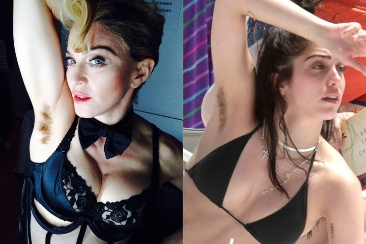 Like Mother, Like Daughter! Why Madonna Encourages Lourdes Leon to Embrace Unshaven Armpits