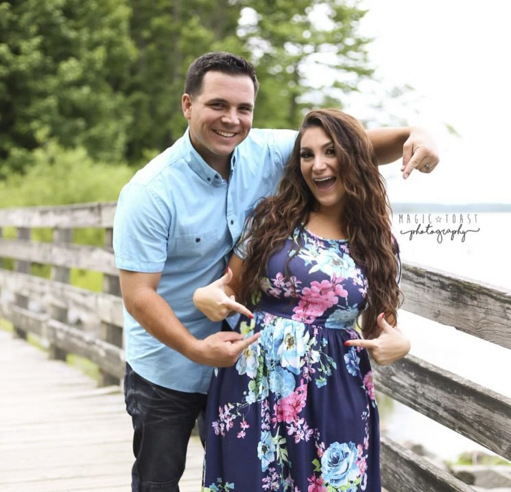 Jersey Shore's Pregnant Deena Cortese Says Her Baby Boy Already Knows His Dad's Voice