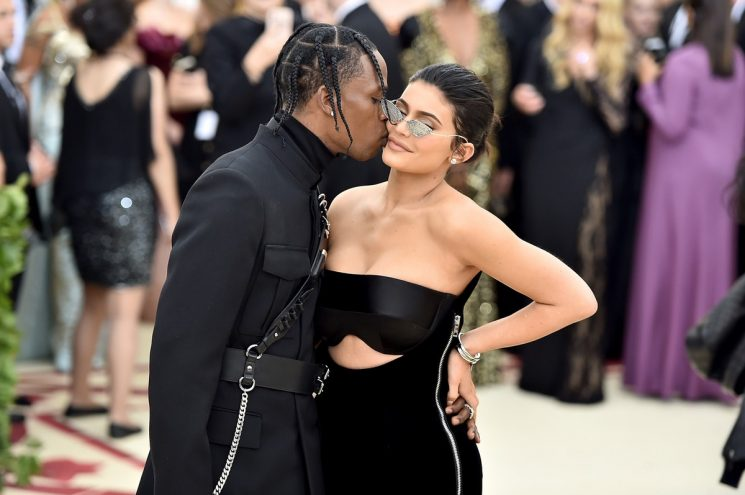 Kylie Jenner's New Photos Of Stormi & Travis Scott Are Picture Perfect